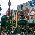 Piccadilly Circus, 1960s