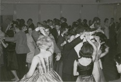 Dancing to Rock'n'Roll in the 50s