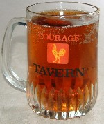 Courage Tavern, keg bitter dominated British drinking in the 70s