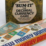 Decimal toys and games