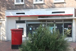 Post Office, Eastbourne, closed 2019
