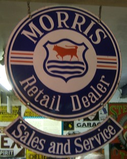 Located at 30 Troy Road in Whippany, Morris Sign Company has now become one of the largest and most relevant sign companies in Morris County. Whether it is a carved sign with gold leaf lettering or a pair of truck magnetic signs, the company prides itself on giving the customer what he paydhanfirabi.mlon: 30 Troy Rd, Whippany, , NJ.