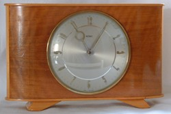 Comtemporary style metamec clock, 1950s