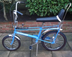 Raleigh Chopper Mk1, 1970