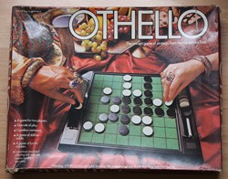 Othello board game, Peter Pan Playthings 1976