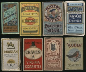 Popular menthol cigarettes Benson Hedges brands