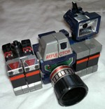 Transformers Reflector, 1980s (assembled) (image  gallilao)