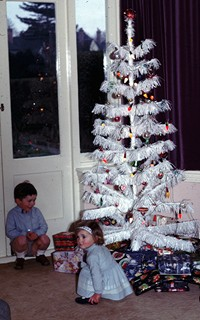 retro christmas - 1980s Christmas Decorations