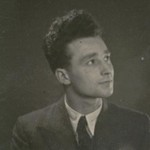 Teddy boy hairstyle, early 1950s