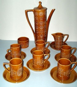 Portmeirion Pottery In The 60s