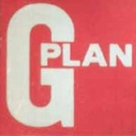 G-Plan label