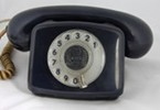 Silver Jubilee 776 Compact telephone