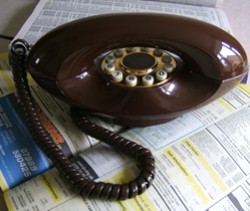 British Telecom Genie Phone
