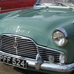The Ford Zephyr brought American glamour to Britain