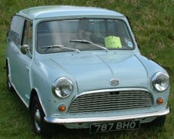 The Mini, the sixties would not have been the same without it!